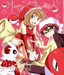 Pkmn - Merry Chrismas