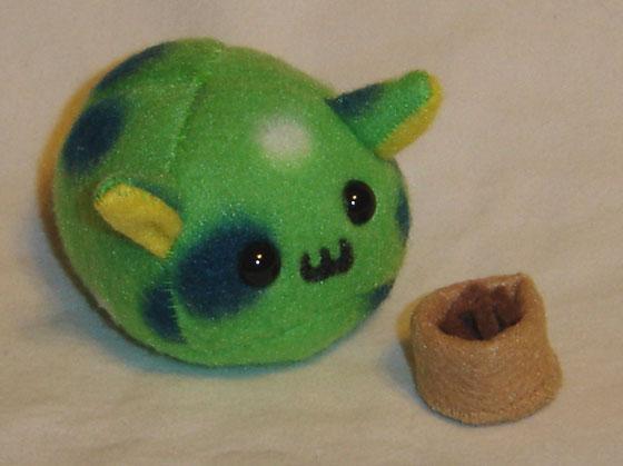 Puggle Food Bowl Prototype by callykarishokka