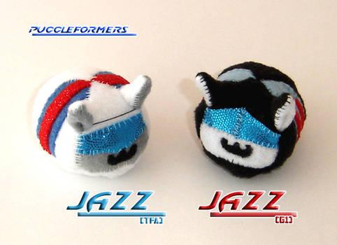Puggleformer - Jazz Hatchlings