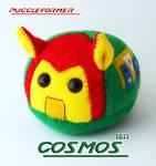 Puggleformer - G1 Cosmos