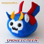 Puggleformer - G1 Smokescreen