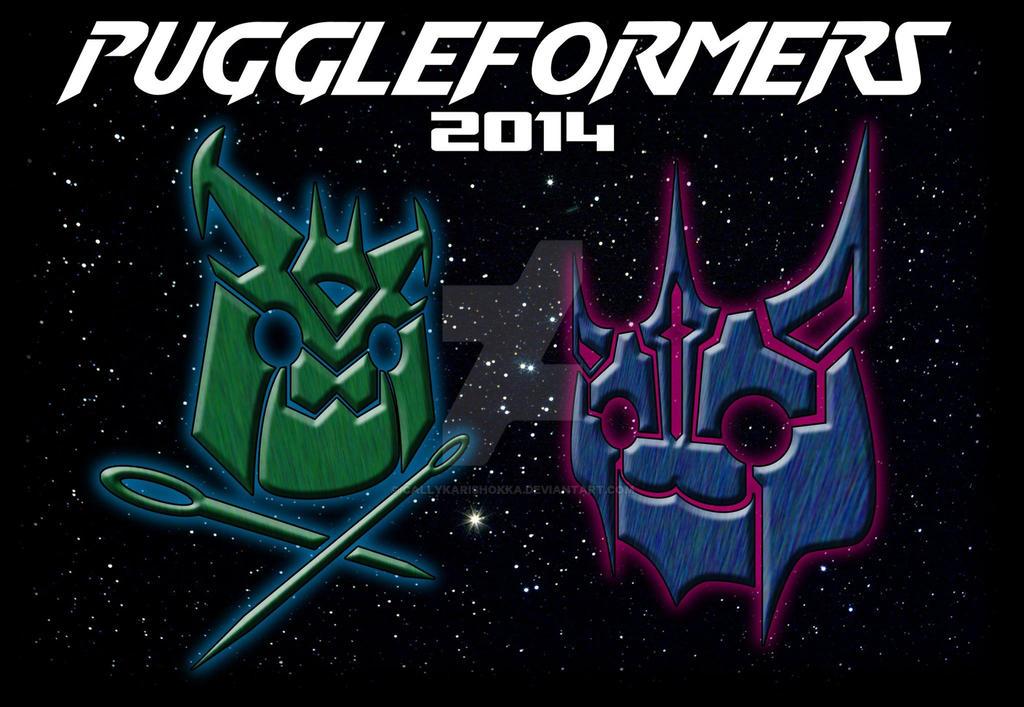 Botcon 2014 Puggleformers Parody by callykarishokka