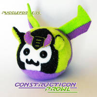 Puggleformers - Constructicon Prowl