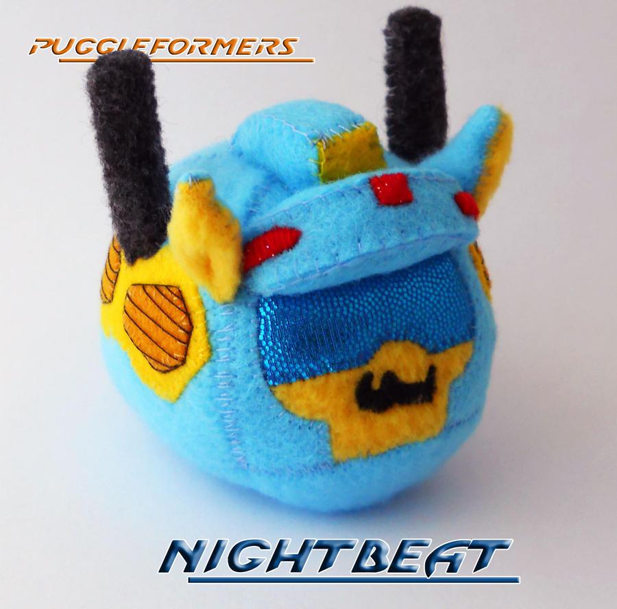 Puggleformers - Nightbeat by callykarishokka