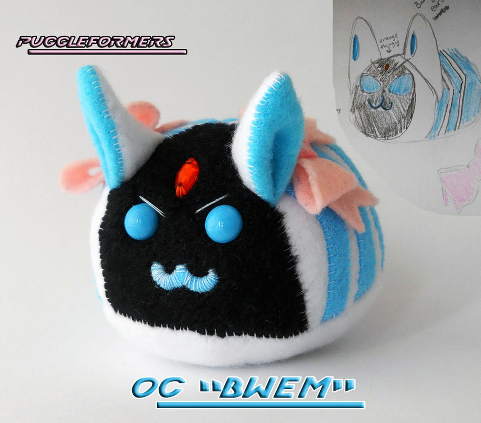 Puggleformers - Commission OC by callykarishokka