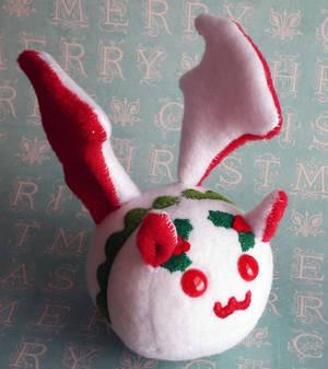 Puff Puggle - Festive Bat