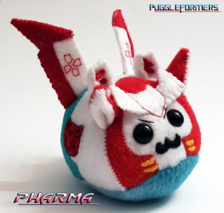 Puggleformers - Pharma by callykarishokka