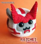 Puggleformers - IDW Ratchet 2.0
