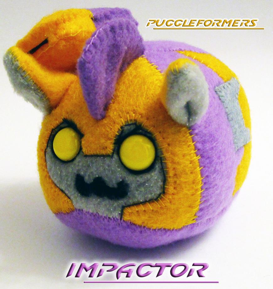 Puggleformers - Impactor by callykarishokka