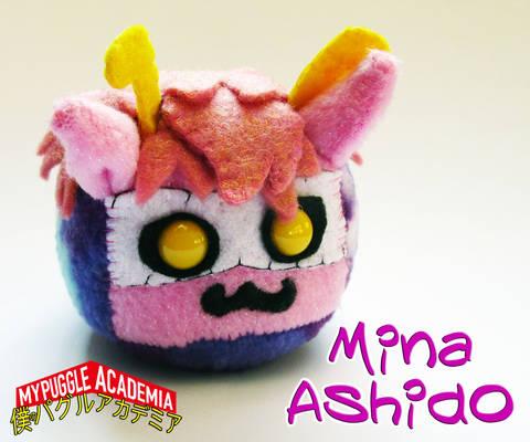 My Puggle Academia - Mina Ashido