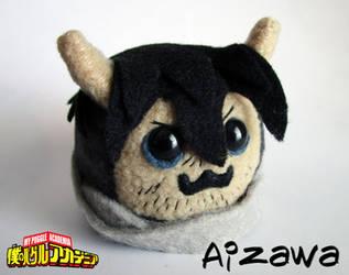 My Puggle Academia - Aizawa