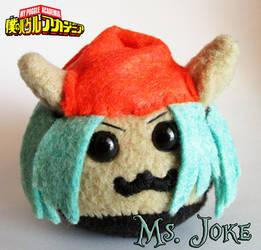 My Puggle Academia - Ms. Joke