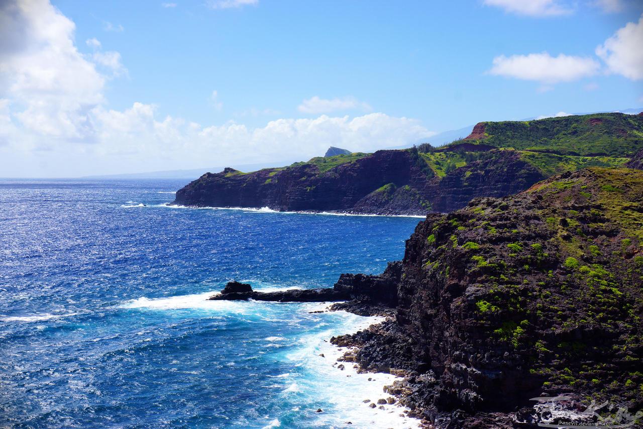 Nature Hawaii Island Ocean Tropical Summer