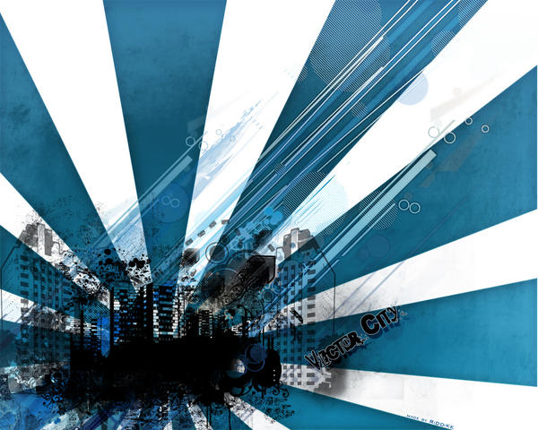 Vector City by RiDDiKK