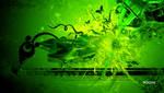 Abstract PSP Wallpaper