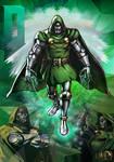 Dr. Doom Poster