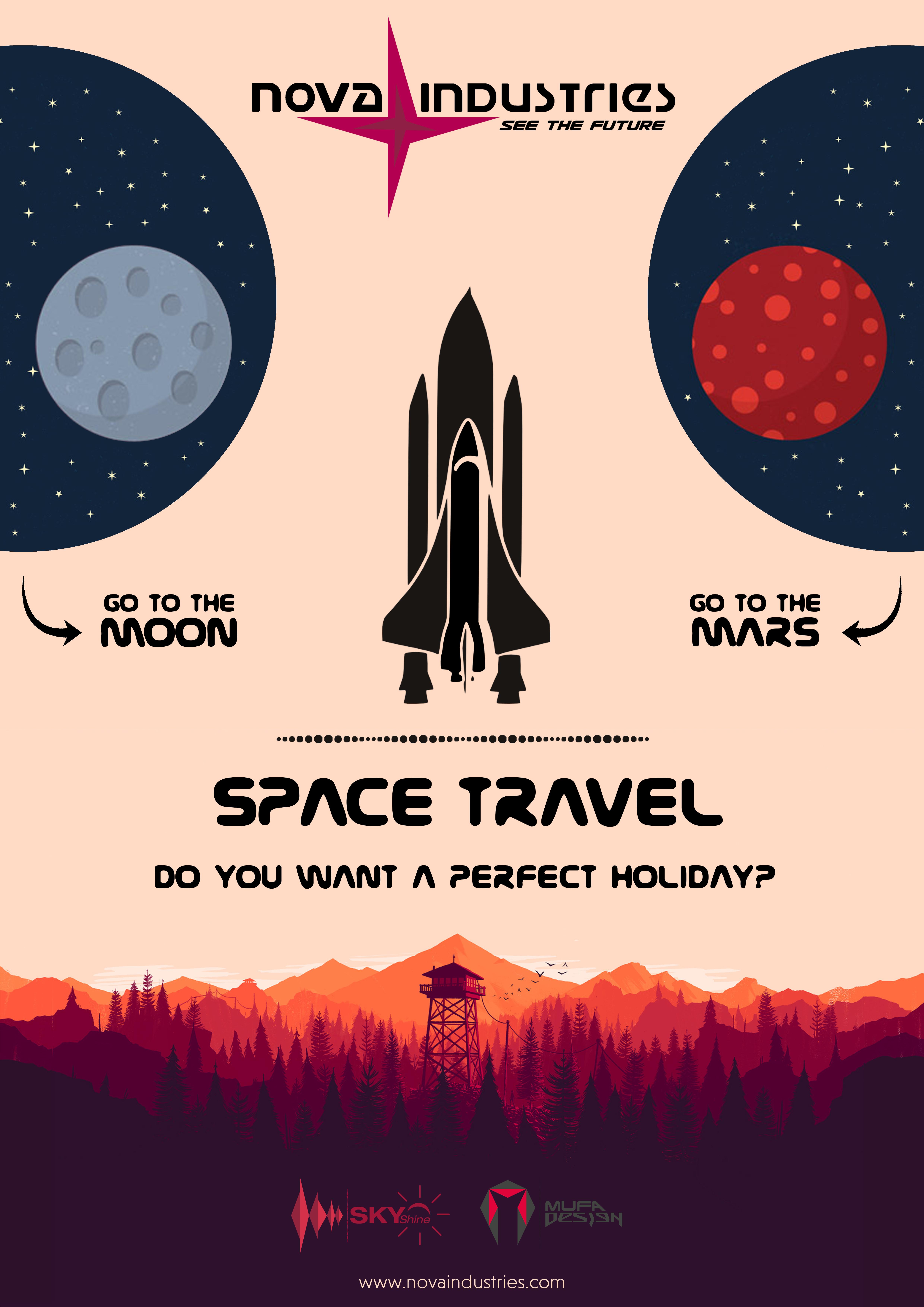 Poster design deviantart - Space Travel Poster Design By Darthmufa Space Travel Poster Design By Darthmufa
