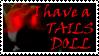 Tails Doll Stamp by BlurBird