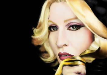 Madonna by yezz123yezz