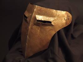 Iron Mask by Tobias-Dawson