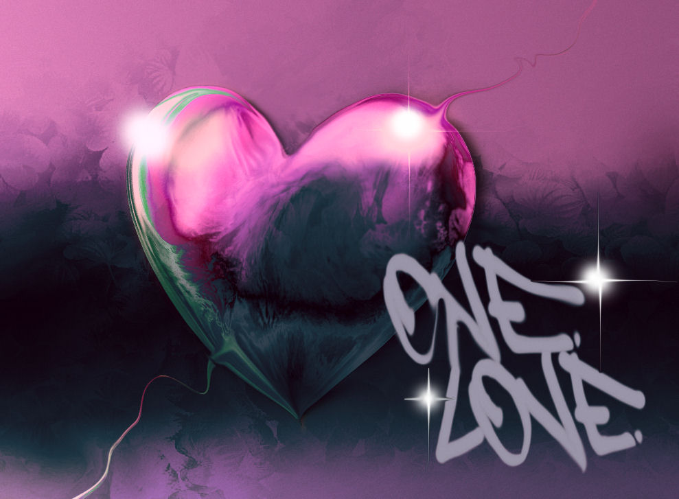 ONE LOVE by insaine