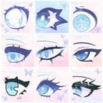 Eye style art challenge!!