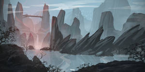 Speed painting of the day !