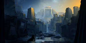 City in lost planet