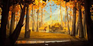 Attempt of autumn