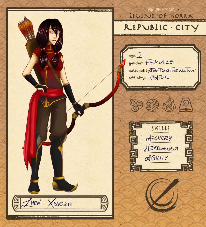 RC: Aplication Zhen by Avahollic
