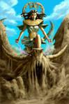 Sand Dragon Summoner