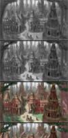 Forest Village Process