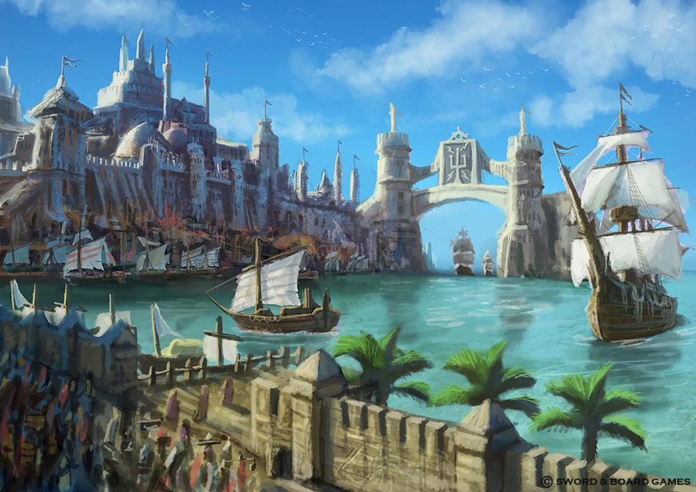 Rune: Arcadia by MarkBulahao