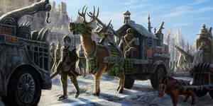TNT: Armory Caravan