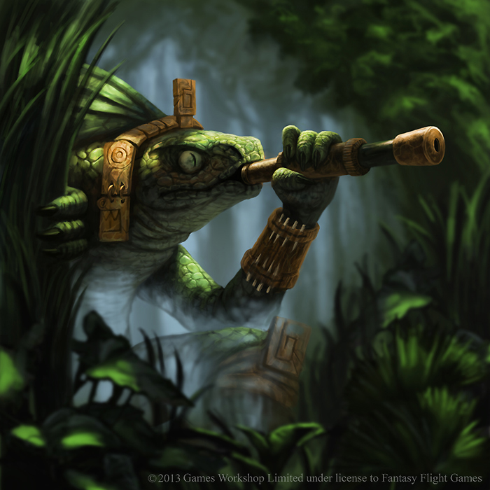 Chameleon Stalker by MarkBulahao