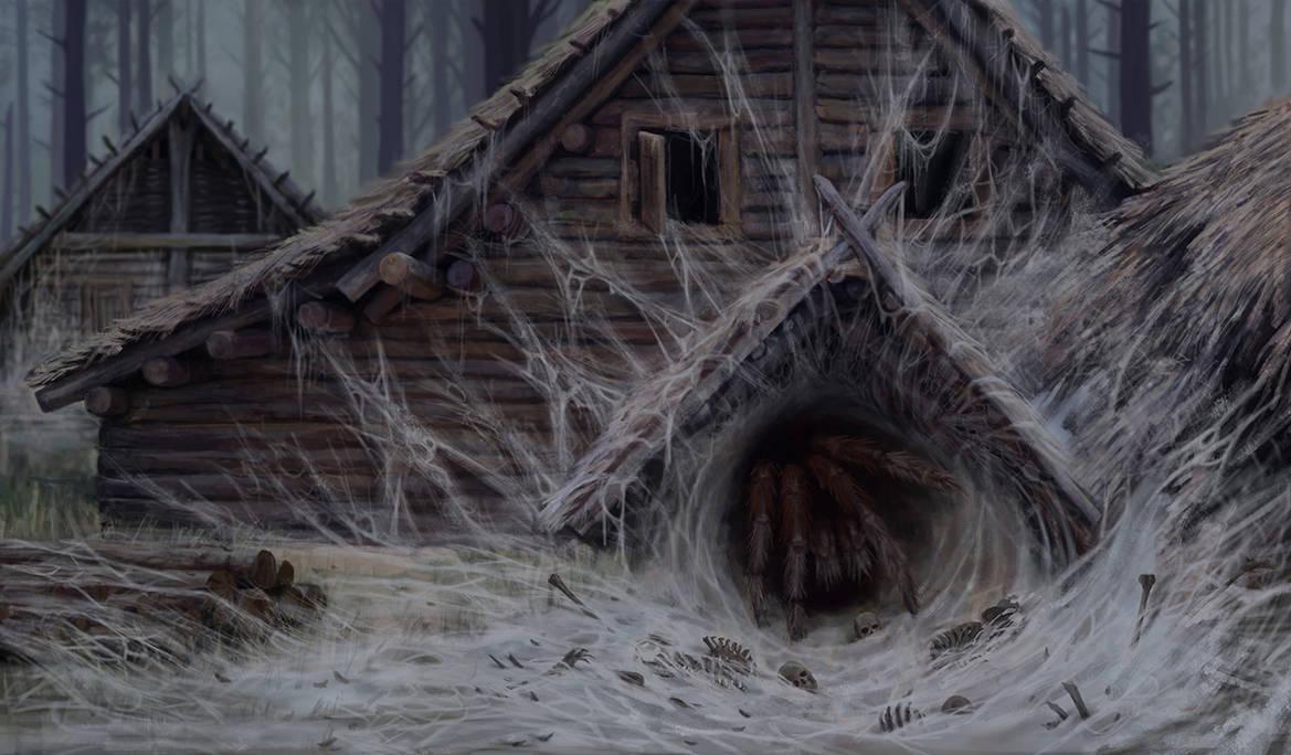 House Spider by MarkBulahao