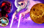 Masked Astronaut