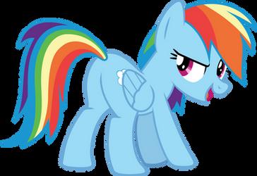 [Vector] Rainbow Dash #8 by Sinkbon