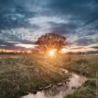 Sunset II by Pavel-Matveev