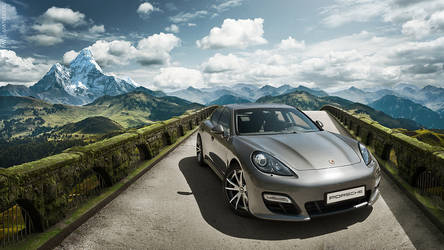 Porsche by Pavel-Matveev