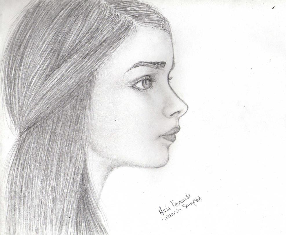 Side face by Kustarajengi on DeviantArt