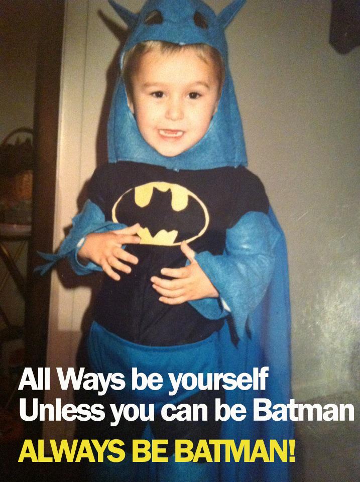 always be batman by Sid-itego