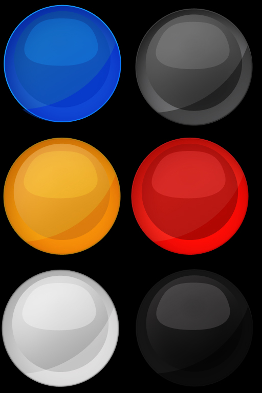 Button Set by Sheepykipz