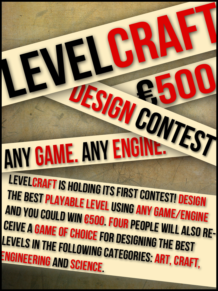 LevelCraft Contest1 by Sheepykipz