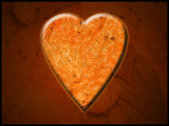 Dorito Heart by Sheepykipz