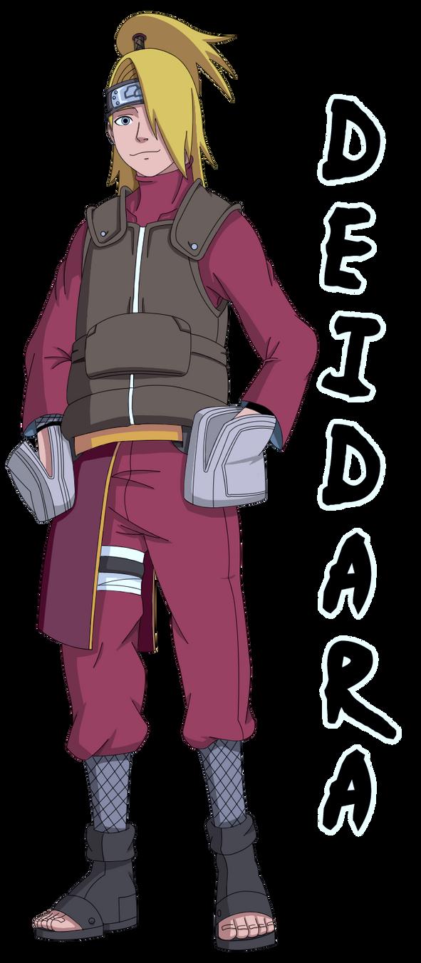 [Ficha de Personagem] Deidara Pre_akatsuki_deidara_by_johnny_wolf-d41awj6