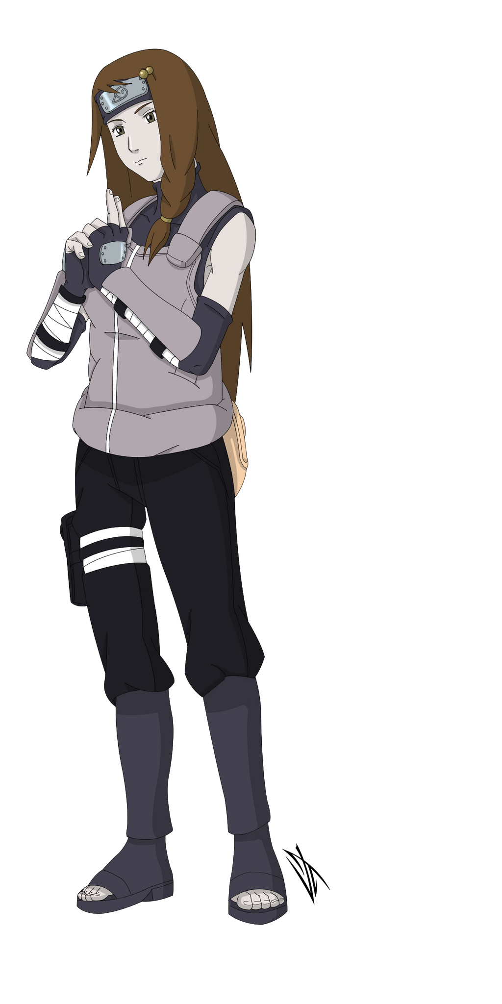 how to make an anbu outfit