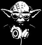 Yoda Stencil