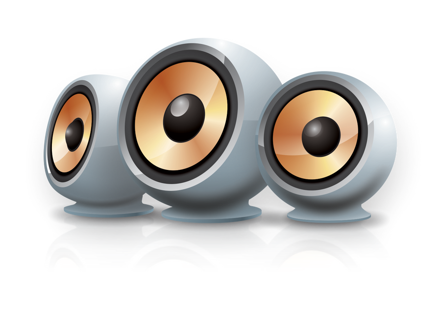Speakers icon by bethatron on DeviantArt