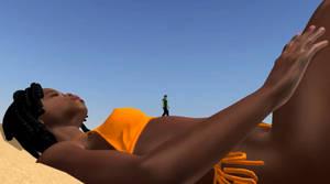 Ebony Giantess